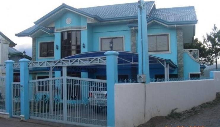 Photo 1 of House and Lot in quiet Loakan Proper, Baguio neighborhood